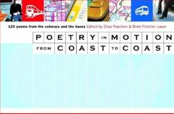 Poetry in Motion from Coast to Coast, Elise Paschen, 0393323765
