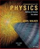 Fundamentals of Physics, Chapter 1-20, Halliday, David and Resnick, Robert, 111823376X