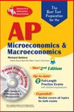 AP Microeconomics and Macroeconomics Exams : The Best Test Preparation, Sattora, Richard, 0738603767