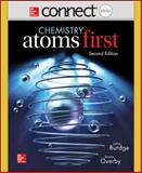 Combo: Connect Plus Chemistry with LearnSmart 1 Semester Access Card for Chemistry - Atoms First with ALEKS for General Chemistry Access Card 1 Semester, Burdge, Julia, 1259343766