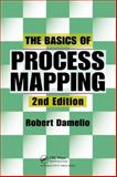 Basics of Process Mapping, Damelio, Robert, 1563273764