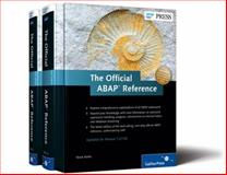 The Official ABAP Reference, Keller, Horst, 159229376X
