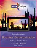 Your Office - Getting Started with Computing Concepts, Kinser, Amy S. and Federico, Hilda, 0133143767