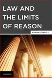 Law and the Limits of Reason, Vermeule, Adrian, 0195383761