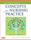 Concepts for Nursing Practice (with Pageburst Digital Book Access on VST), Giddens, Jean Foret, 0323083765