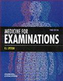 Medicine for Examinations, Epstein, Richard J., 0443053774