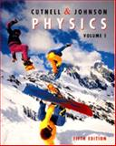 Physics, Cutnell, John D. and Johnson, Kenneth W., 0471393770