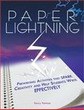 Paper Lightning, Darcy Pattison, 1877673773