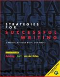 Strategies for Successful Writing : A Rhetoric, Research Guide, Reader and Handbook, Reinking, James A. and Hart, Andrew W., 0130413771