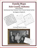 Family Maps of Hale County, Alabama, Deluxe Edition 9781420313772