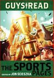 The Sports Pages, Jon Scieszka, 0061963771