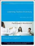 Learning Tactics Inventory Participant Workbook, Revised, Dalton, Maxine A., 0470503777