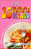 15 Minute Meals, Carolyn Humphries, 0572023774