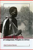 Land Rights of Indigenous Peoples in Africa, Barume, Albert Kwokwo, 8791563771
