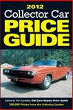 2012 Collector Car Price Guide, Ron Kowalke, 1440223777