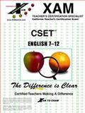 CSET English 7-12, , 1581973772