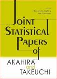 Joint Statistical Papers of Akahira and Takeuchi, Masafumi Akahira, Kei Takeuchi, 9812383778