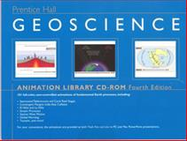 Geoscience Animation Library CD-ROM, Prentice-Hall Staff and Pearson Education Staff, 013600377X