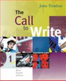 Call to Write, Trimbur, John, 0618923772