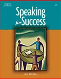 Speaking for Success, Miculka, Jean, 0538443782
