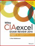 Wiley CIA Exam Review 2014 : Part 1, Internal Audit Basics, Vallabhaneni, 1118893786