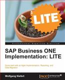 Sap Business One Implementation, Wolfgang Niefert, 1849683786