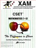 CSET Mathematics 7-12, , 1581973780