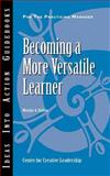Becoming a More Versatile Learner, Dalton, Maxine A., 1932973788