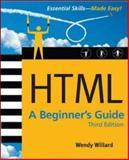 HTML, Wendy Willard, 0072263784
