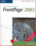 New Perspectives on FrontPage 2003 : Comprehensive, Evans, Jessica, 0619213787