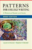 Patterns for College Writing, Brief Edition 13th Edition