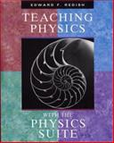 Teaching Physics with the Physics Suite, Redish, Edward F., 0471393789