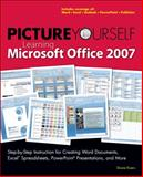 Picture Yourself Learning Microsoft® Office 2007, Koers, Diane, 1598633783