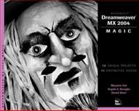 Macromedia Dreamweaver MX 2004 Magic, Massimo Foti and Murray Summers, 0735713782