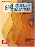 Easy Guitar Quartets, Castle, Joseph, 078664379X