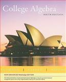 College Algebra: Enhanced Edition, Aufmann, Richard N. and Barker, Vernon C., 1439043795