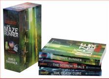 The Maze Runner Trilogy, James Dashner, 0385373791