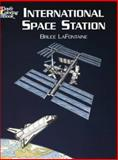 International Space Station Coloring Book, Bruce LaFontaine, 0486423794