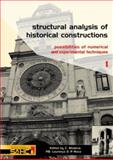 Structural Analysis of Historical Constructions - 2 Volume Set : Possibilities of Numerical and Experimental Techniques - Proceedings of the IVth Int. Seminar on Structural Analysis of Historical Constructions, 10-13 November 2004, Padova, Italy, Fragali, 0415363799