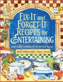 Fix-It and Forget-It Recipes for Entertaining, Phyllis Pellman Good and Dawn J. Ranck, 1561483796