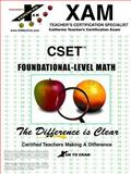 CSET Foundational Level Math, , 1581973799