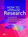 How to Appraise Research 9780443073793