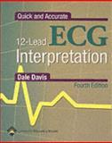 Quick and Accurate 12-Lead ECG Interpretation, Davis, Dale, 1582553793