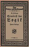 Grundriß der Logik, Grau, Kurt Joachim, 3663153797