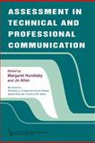 Assessment in Technical and Professional Communication, Hundleby, Margaret N. and Allen, Jo, 0895033798