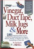 Yankee Magazine's Vinegar, Duct Tape, Milk Jugs and More, Earl Proulx and Eric Gustafson, 0899093795