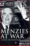 Menzies at War, Henderson, Anne, 1742233791