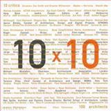 10 X 10, Haig Beck and Jackie Cooper, 0714843792