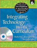 Integrating Technology into the Curriculum, Shelly Frei and Amy Gammill, 1425803792