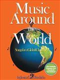 Music Around the World, Jessica Gates Fredricks, 089334379X